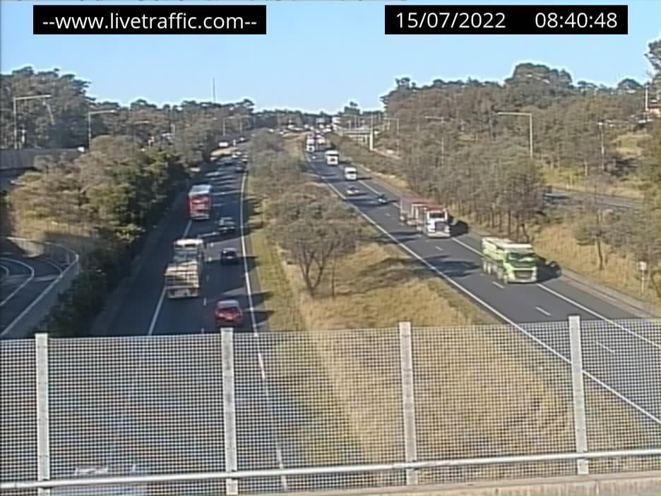M7 Motorway at The Horsley Drive