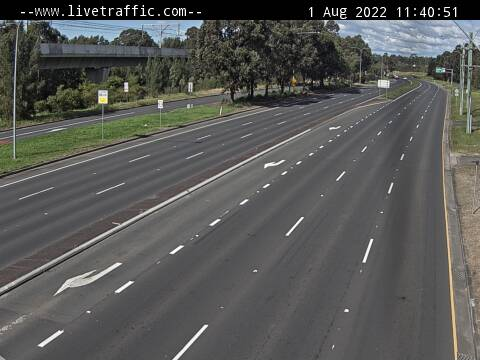 Traffic camera - Old Windsor Rd (Kellyville)