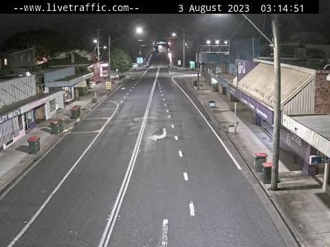 Pacific Highway Macksville, NSW