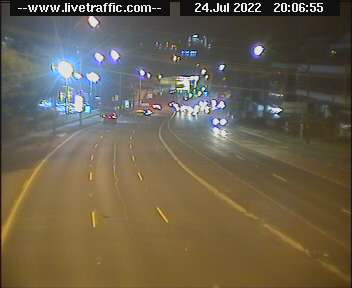 Webcam at Parramatta Road at Liverpool Road Ashfield