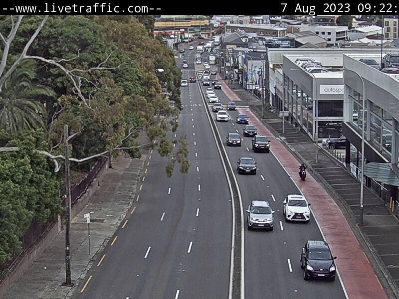 Parramatta Road