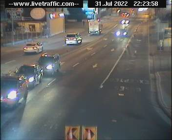 Webcam at Parramatta Road at Woodville Road Parramatta