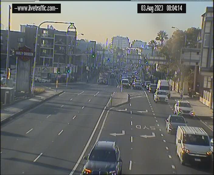 Parramatta Road, NSW (East), NSW