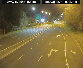 Webcam at Pennant Hills Road at Beecroft Road Beecroft