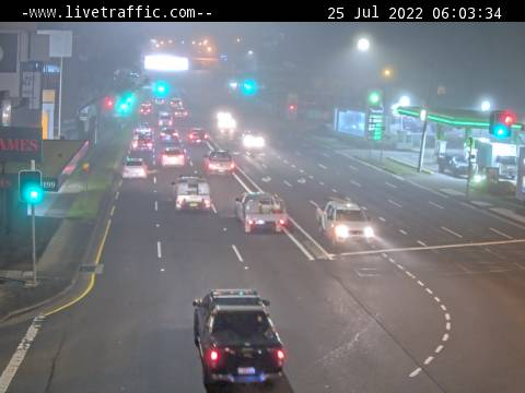 Pennant Hills Road, NSW