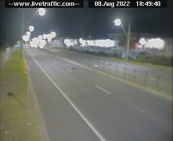 Princes Highway at Beach Road