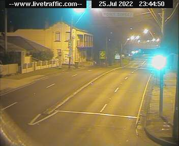 Webcam at Princes Highway at Point Street Bulli