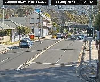Princes Highway Bulli, NSW