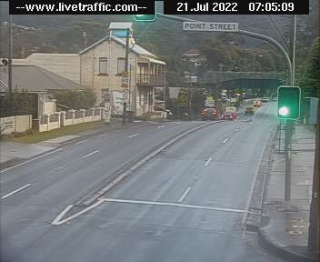 Princes Highway Bulli, NSW (North), NSW