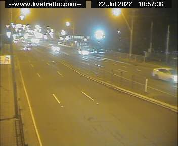 Webcam at Princes Highway near Bourke Street Wollongong