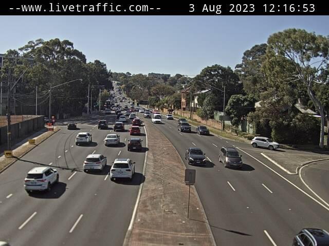 Ryde Bridge, NSW (North), NSW