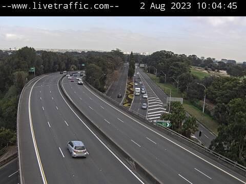 Southern Cross Drive, NSW