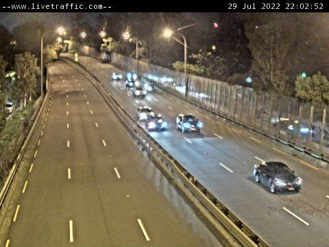 Webcam at Syd Einfeld Drive Bondi Junction