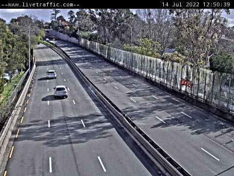 Syd Einfeld Drive, NSW