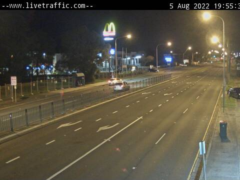 Shellharbour Road, NSW