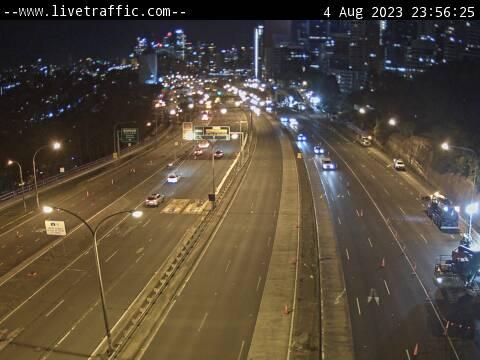 Warringah Freeway, NSW