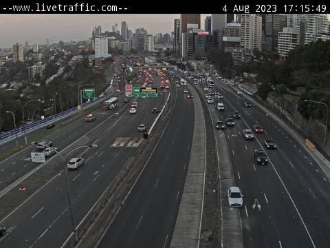 Warringah Freeway, NSW (South), NSW
