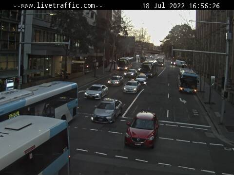 York Street, NSW